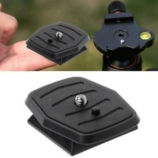 Quick Release Plate Tripod Monopod Screw Head Adapter Mount For Sony Camera New
