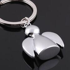 Creative Angel Alloy Metal Keyfob Car Keyring Keychain Key Chain Fashion Gift
