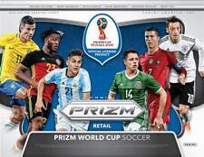 2018 PANINI PRIZM FIFA WORLD CUP SOCCER JUMBO BOX