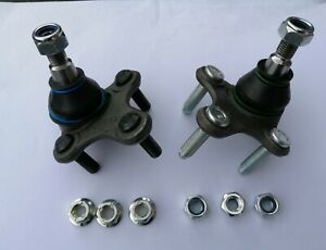 SKODA SUPERB BOTTOM BALL JOINTS 2008-2016 ( PAIR ) TOP QUALITY Free Delivery