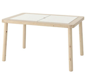 "Brand New, IKEA FLISAT Children's table 32 5/8 x 22 7/8 "" , 502.984.18"