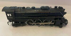 Vintage LIONEL 2056 4-6-4 Steam Locomotive Runs O Gauge - Needs Lubrication