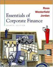 Essentials of Corporate Finance + Self Study CD-RO