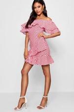 1a81f9d1ba2f Boohoo Dresses for Women with Ruffle | eBay