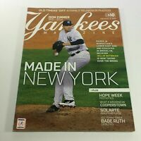 Yankees Magazine: July 2014 Volume #35-5 - Made in New York Dellin Betances