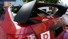 SUBARU WRX RX IMPREZA STI SEDAN REAE WING SPOILER G3 2008 - 2014