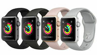 Apple Watch Series 3 42mm 38mm GPS & Cellular with Sport Band MTF32LL/A