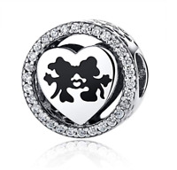 Pandora Disney, Mickey & Minnie Love, Charm US