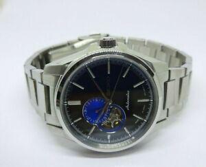 Refurbished SEIKO 4R39  Automatic MEN'S JAPAN Movement Steel Wrist Watch