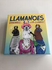 New ListingLlamanoes: Dominoes. with Llamas! Table Top Game Euc