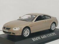 1/43 BMW SERIE 6 645 645i 645ci COUPE COCHE DE METAL A ESCALA SCALE CAR DIECAST