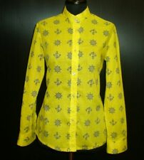 CULT VINTAGE '70 T-Shirt Femme Coton coton femme Chemise Sz. XS - 40