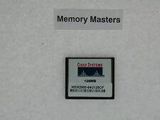 MEM2800-64U128CF 128MB Approved Flash Memory Cisco 2800