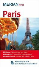 Paris. Merian live! Mit Kartenatlas im Buch und Extra-Karte zum Herausnehmen