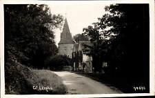 Great Leighs near Braintree # 94696. Lane to Church.