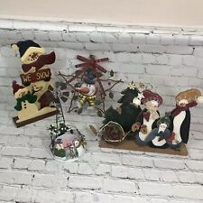 used christmas decorations lot