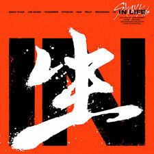 Stray Kids 1st Repackage Album In生 2ver Set CD 72p P.book Post Card