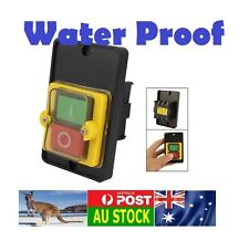 .AC 220/380V 10A ON/OFF Water Proof Push Button Latching Switch KAO-5 AU
