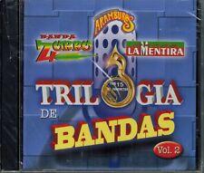 Trilogia de bandas Vol.2 Tus 15 Favoritas