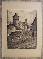 Apotheke Forbach Frankreich