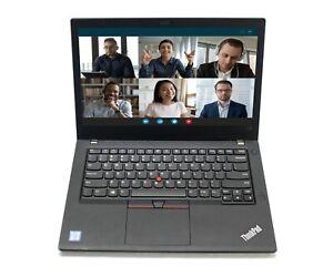 """Lenovo ThinkPad T480 Core i5-7300U 2.60GHz 8GB RAM 128GB SSD Win 10 Pro 14"""""""