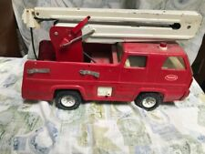 Vintage Mighy Tonka FIRE TRUCK Snorkle unit fire hose