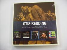 OTIS REDDING - ORIGINAL ALBUM SERIES - 5CD BOXSET NEW SEALED 2009