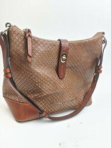 Dooney And Bourke Snakeprint Hobo Tote Bag Medium
