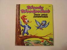 Woody Woodpecker's Pogo Stick Adventures, Whitman Tell-a-Tale, 1954