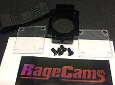 RageCams GoPro Hero3+ Hero4 LayerLens Lens Protector Shield Guard Layer Lens Cap