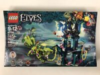 LEGO Elves 41194 Noctura's Tower And The Earth Fox Rescue - Brand New Sealed