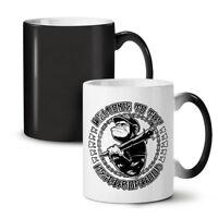 Welcome Monkey Ape NEW Colour Changing Tea Coffee Mug 11 oz | Wellcoda