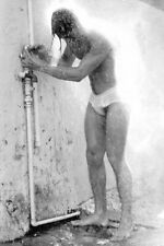 Summer Shower by Fred Goudon Art Print Nude Male Gay Man Photo Poster 26x18