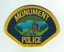 COLORADO - Monument Police patch