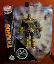 MARVEL SELECT THANOS INFINITY WAR Disney Store avengers figure Infinity Gauntlet