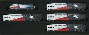 AZL Z Scale Dallas TRE F59PHI Set