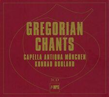 Capella Antiqua Munchen - Gregorian Chants [CD]