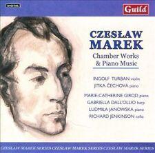 Girod; Janowska; Turman; Ce...-Chamber Works & Piano Music  CD NEW
