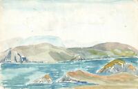 Dunmanus Bay, Co. Cork Ireland Early 20th Century  Lovely Vintage Postcard.