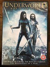 Rhona Mitra UNDERWORLD RISE OF LYCANS ~ 2009 Vampire Vs Werewolf Horror ~ UK DVD