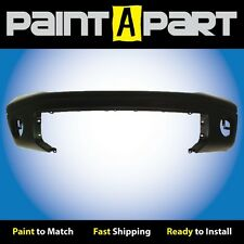 2007 2008 2009 Toyota Tundra (W/O Sensor Holes) Front Bumper (TO1000332) Painted