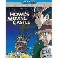 Hurlements Moving Castle Blu-Ray + DVD Blu-Ray (OPTBD0837)