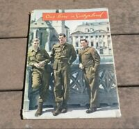 Our Leave in Switzerland WW2 US Army Military Souvenir Picture Book