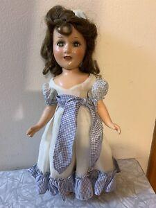 Vintage Ideal 18 - Composite Doll