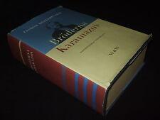 Fjodor Dostojevskij - Bröderna Karamazov - schwedisch - gebunden