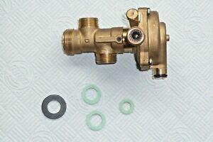 Ravenheat 0008VAL09010/0 diverter valve service exchange. 36 MONTHS GUARANTEE