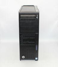 HP Z640 Workstation E5-2640 V3 Eight Core 2.6Ghz 32GB Quadro P400 256 SSD Win10