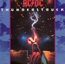 AC/DC 7'' French Single 45 - Thunderstruck PC Promo - VG RARE