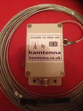End Fed Antenna Longwire Hf Multi Band Aerial Atu 9-1 Unun 800w Teflon Wire