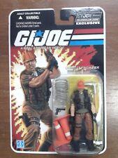 G.I. Joe Figure Subscription FSS Exclusive - Combat Engineer Tollbooth